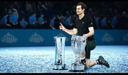 Murray Nitto ATP Finals 2016 Trophies