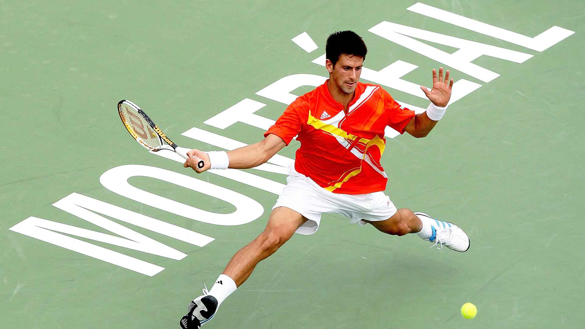 <a href='https://www.atptour.com/en/players/novak-djokovic/d643/overview'>Novak Djokovic</a> lifted his maiden Coupe Rogers title in 2007.