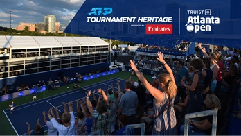 American men have won eight of the previous 10 editions of the Truist Atlanta Open singles event.