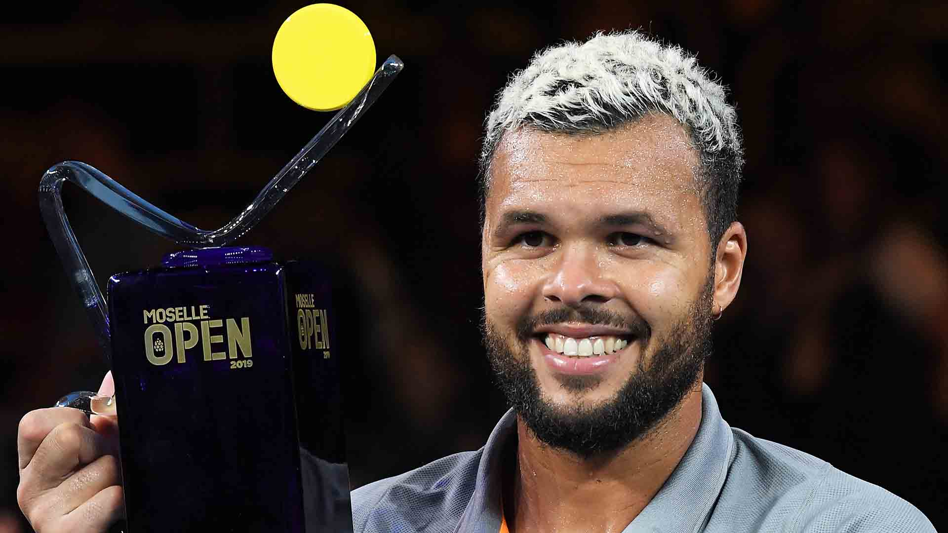 <a href='/en/players/jo-wilfried-tsonga/t786/overview'>Jo-Wilfried Tsonga</a> owns a record four <a href='/en/tournaments/metz/341/overview'>Moselle Open</a> singles trophies.