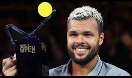 Jo-Wilfried Tsonga owns a record four Moselle Open singles trophies.
