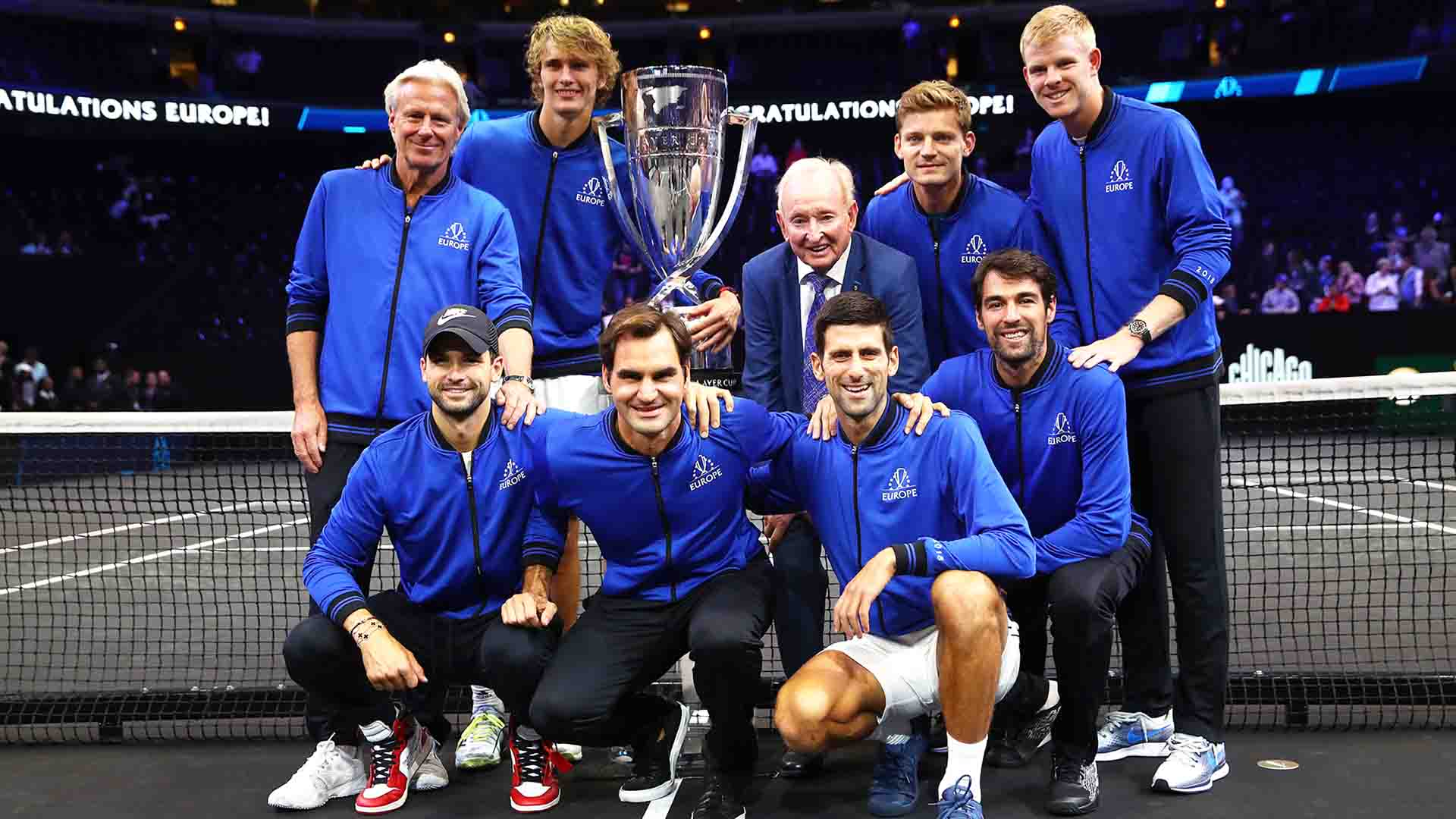 Team Europe won the 2018 <a href='/en/tournaments/laver-cup/9210/overview'>Laver Cup</a> in Chicago.