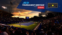 The Winston-Salem Open was jointly awarded the ATP 250 Tournament of the Year award alongside the Stockholm Open in 2016.