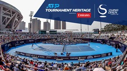 The China Open made its ATP Tour debut in 2004.