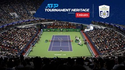 The Rolex Shanghai Masters is a five-time winner of the ATP Masters 1000 Tournament of the Year award.
