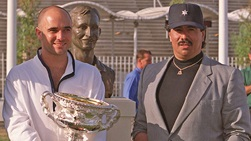 Andre Agassi, Gil Reyes