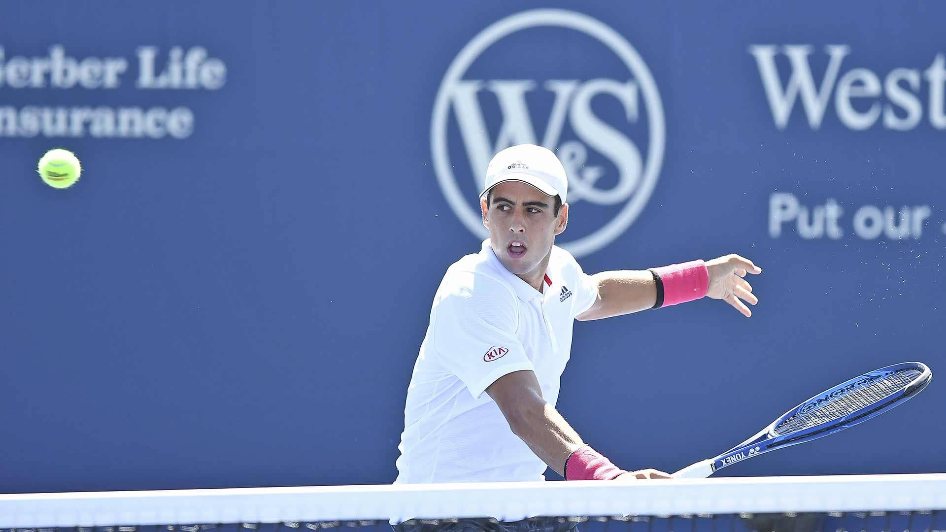 <a href='/en/players/jaume-munar/mu94/overview'>Jaume Munar</a> beats <a href='/en/players/federico-delbonis/d874/overview'>Federico Delbonis</a> in straight sets at the Western & Southern Open.
