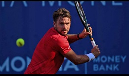 Stan Wawrinka survives a three-set encounter against Sumit Nagal to reach the Prague semi-finals.