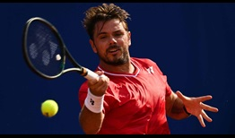 Stan Wawrinka reaches his first final of the 2020 season at the ATP Challenger Tour event in Prague.