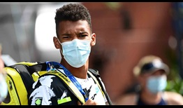 Auger-Aliassime WS Open 2020 Mask