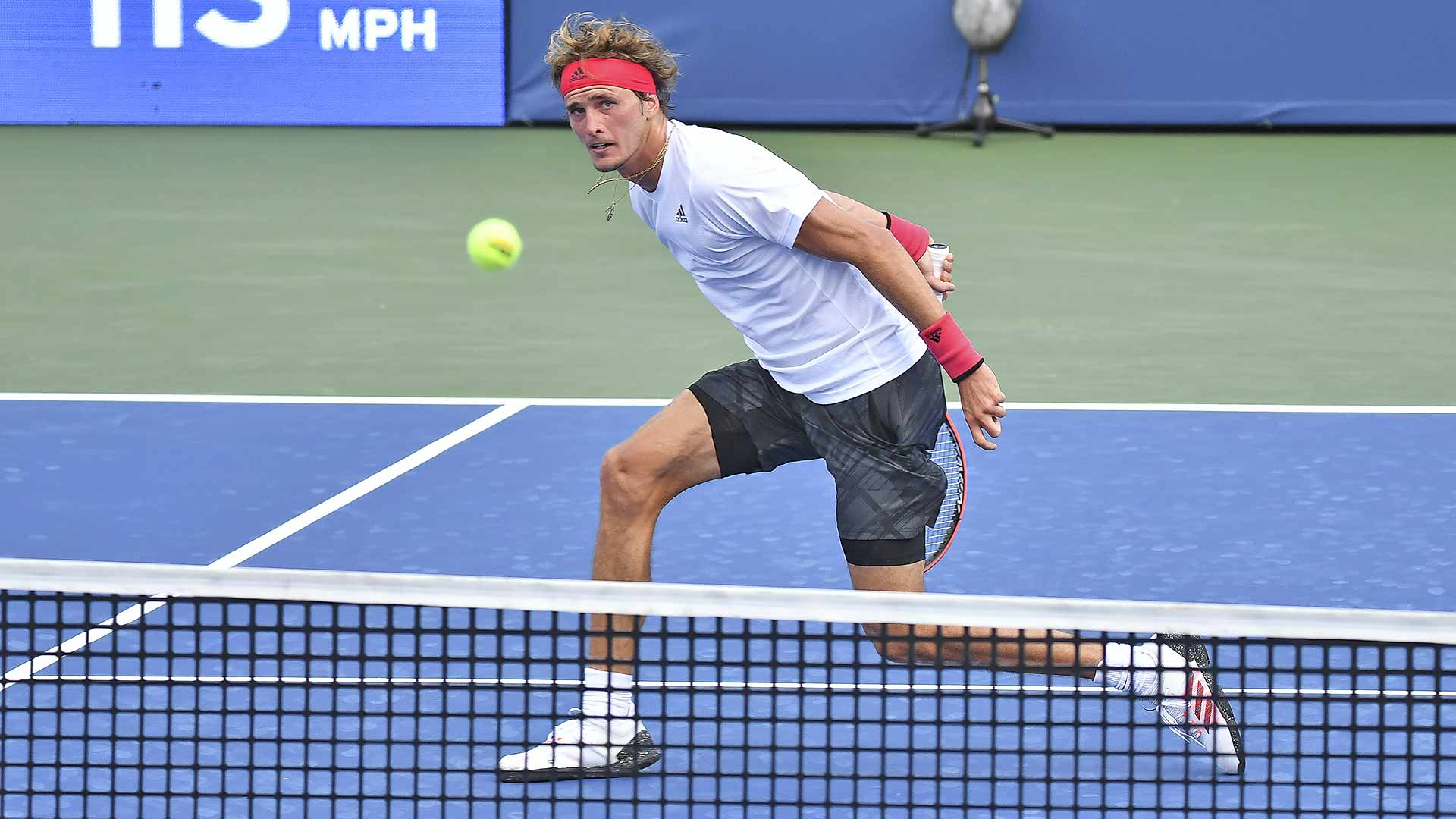 Alexander Zverev is a three-time ATP Masters 1000 champion.