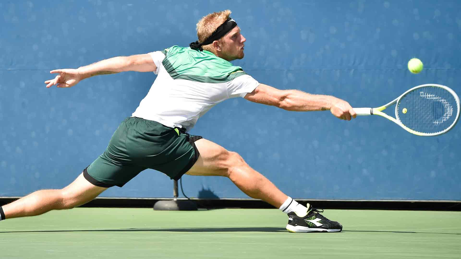 Davidovich Fokina Continues Dream Run At US Open | ATP Tour | Tennis