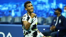Auger-Aliassime 2020 US Open