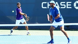 Rojer Tecau US Open 2020 Day 6 Backhand