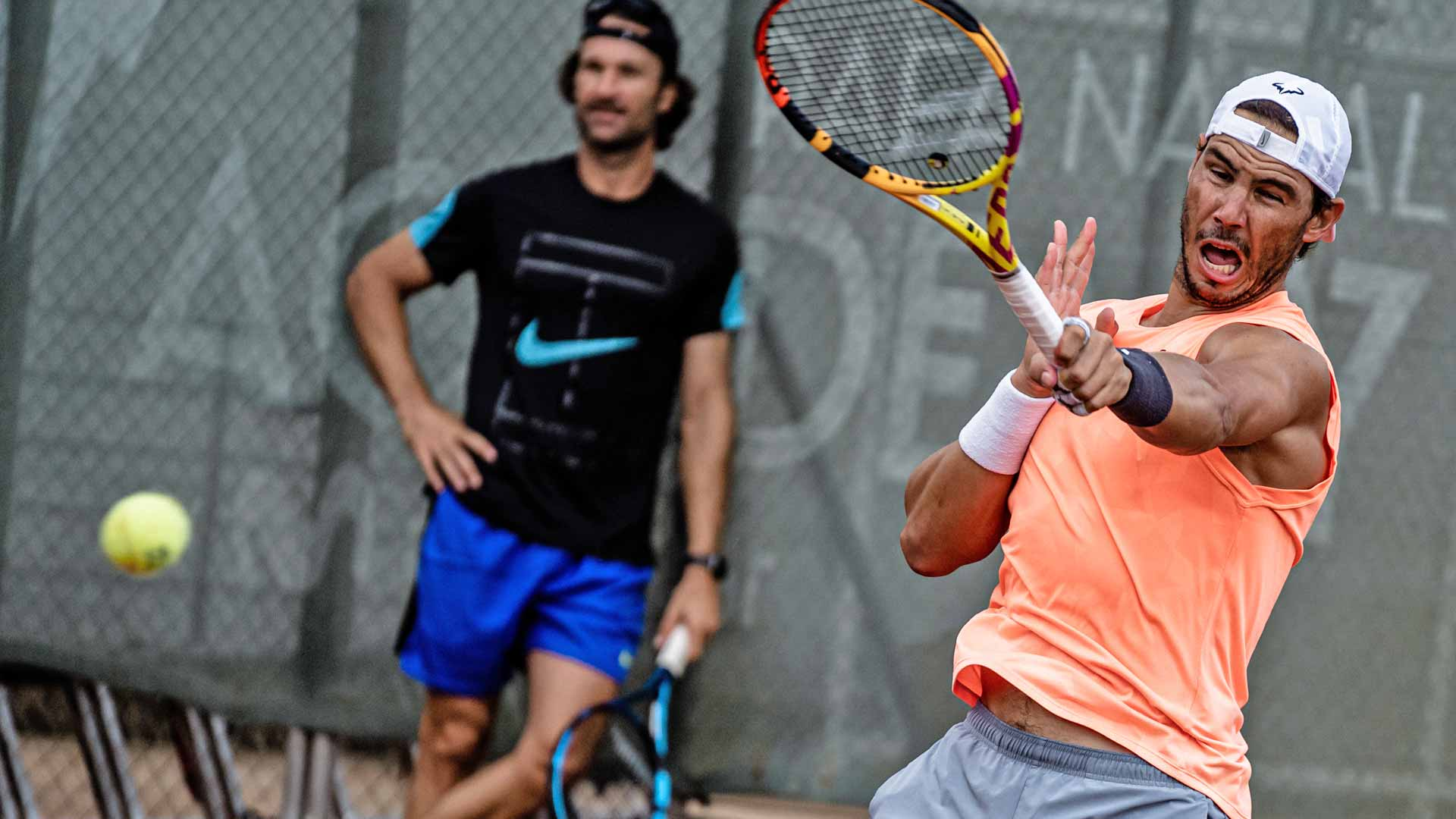 Rafael Nadal Preparing To Chase 10th Rome Title Theunionjournal The Union Journal