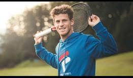 Diego Schwartzman reached his first quarter-final at the Generali Open this year.