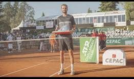Oscar Otte is the champion in Aix-en-Provence, claiming his second ATP Challenger Tour title.