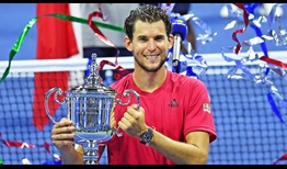 Dominic Thiem picks up his first Grand Slam title at the US Open.