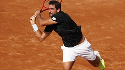 Marin Cilic levels his ATP Head2Head series against David Goffin at 4-4.