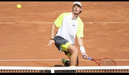 Shapovalov Rome 2020 Music