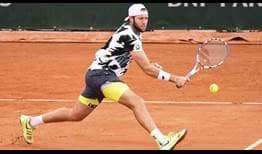 Sock Roland Garros 2020 Qualifying Friday Stretch