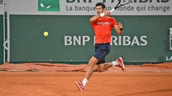 Novak Djokovic is chasing his second Roland Garros title.