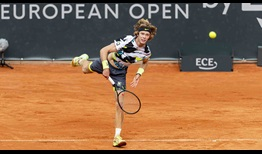 Andrey Rublev is chasing his third ATP Tour title of the year.