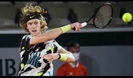 Rublev Roland Garros 2020 Day 7 Preview