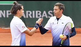 Herbert Mahut Roland Garros 2020 Saturday Holder