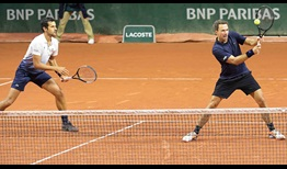 Pavic Soares Roland Garros Day 8 Holder