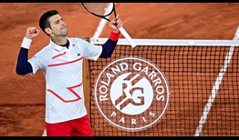 Djokovic-Roland-Garros-2020-Reaction