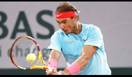 Nadal Roland Garros 2020 Final Backhand