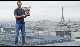 Nadal Roland Garros 2020 Champion Photoshoot 2