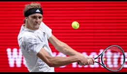 Zverev Cologne 2020 Friday Holder