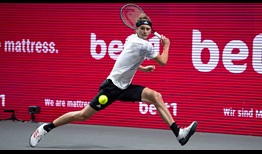 Zverev Cologne 1 2020 Friday Stretch