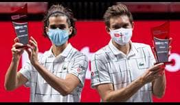 Herbert-Mahut-Cologne-2020-Doubles-Final