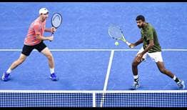 Middelkoop Bopanna Antwerp 2020 Doubles Friday