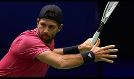 Fernando Verdasco se estrenó en el Astana Open frente a James Duckworth.