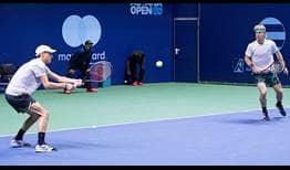 Purcell Saville Nur Sultan 2020 Doubles Tuesday
