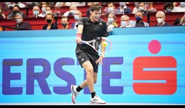 Thiem Vienna 2020 Tuesday Backhand