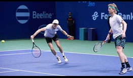 Purcell Saville Nur-Sultan 2020 Doubles Saturday