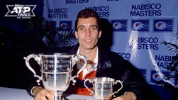 Ivan Lendl reached nine straight Masters finals at Madison Square Garden in the 1980s.