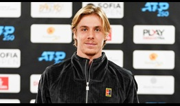 Shapovalov Sofia 2020 Press