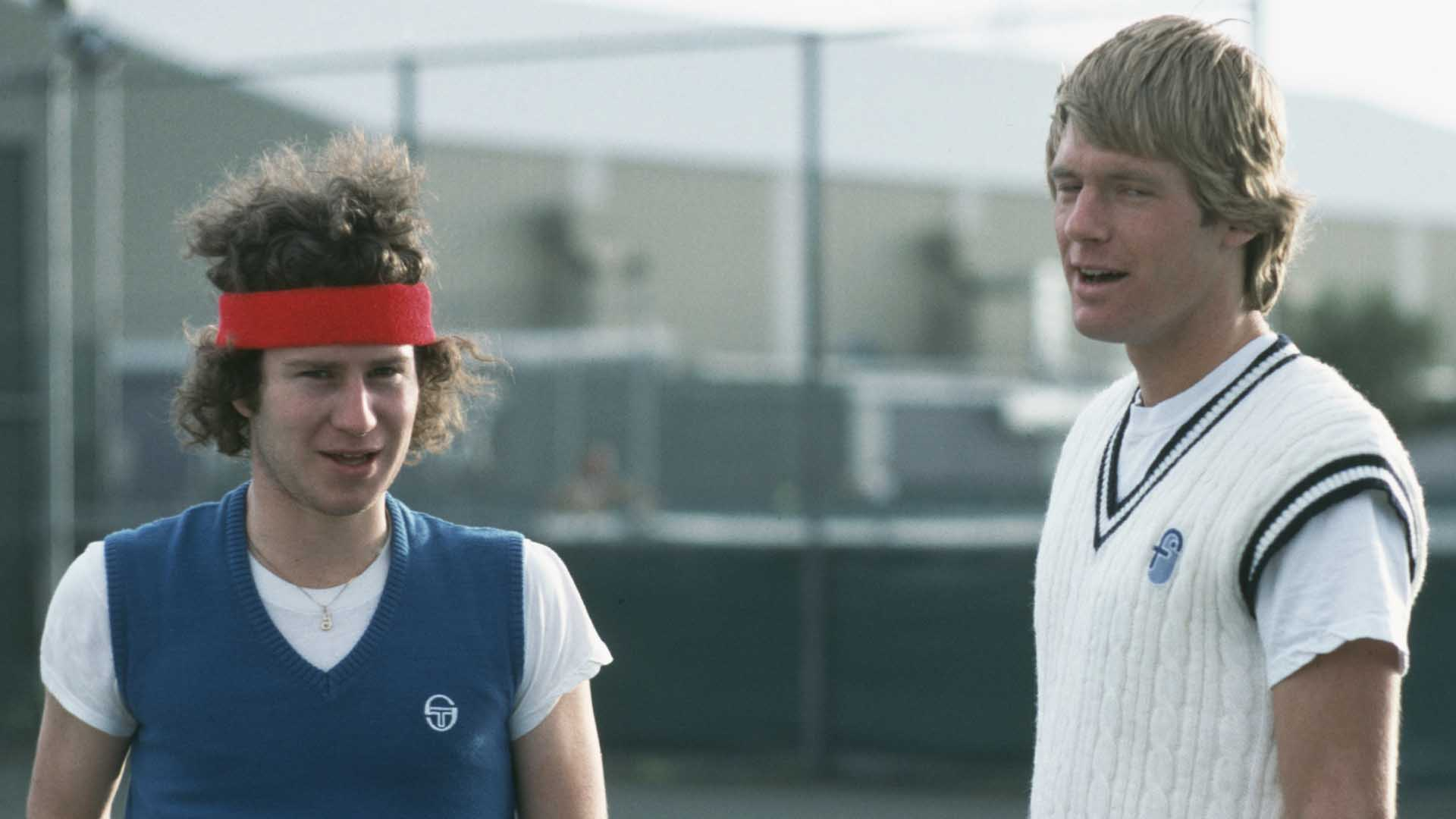 <a href='/en/players/john-mcenroe/m047/overview'>John McEnroe</a> and <a href='/en/players/peter-fleming/f030/overview'>Peter Fleming</a> won seven consecutive <a href='/en/tournaments/nitto-atp-finals/605/overview'>Nitto ATP Finals</a> trophies from 1978 to 1984.