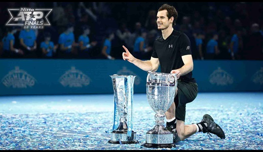 When Murray Was The Winner Who Took It All In London