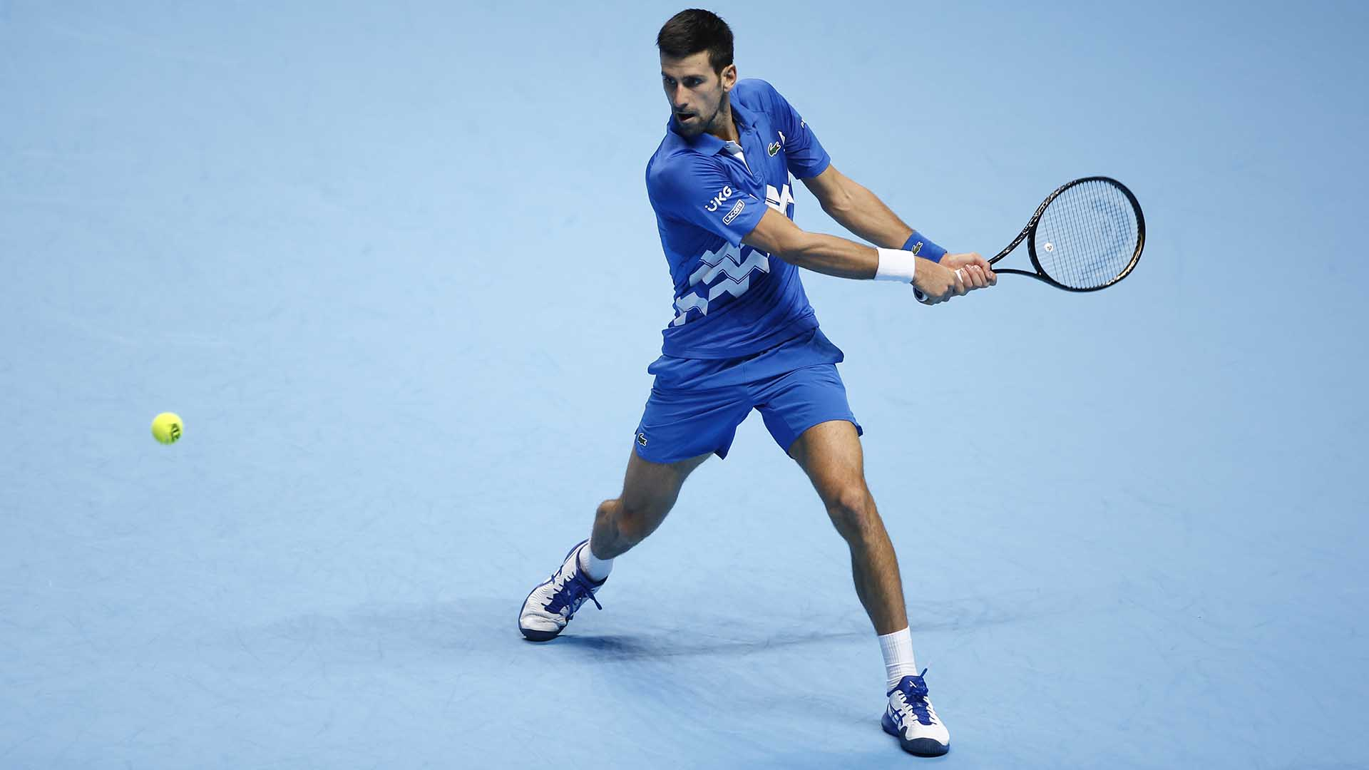 <a href='/en/players/novak-djokovic/d643/overview'>Novak Djokovic</a> is aiming to capture a record-equalling sixth <a href='/en/tournaments/nitto-atp-finals/605/overview'>Nitto ATP Finals</a> title this year.