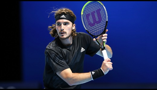 Tsitsipas: 'You Can't Play Defensively With Rafa'