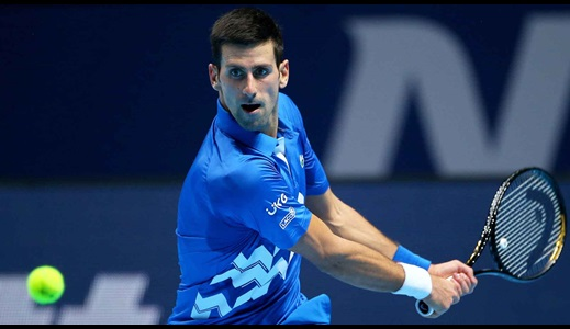 Djokovic: I Couldn't Find 'Additional Shots'