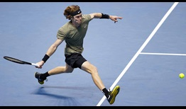 Rublev Nitto ATP Finals 2020 Day 5