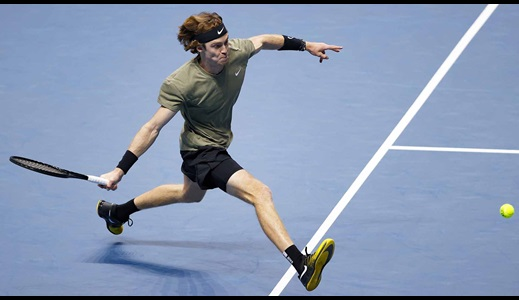 Rublev Finishes Breakthrough Season In Style